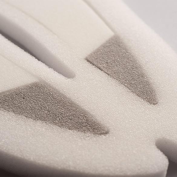elastic interface ESPUMAS