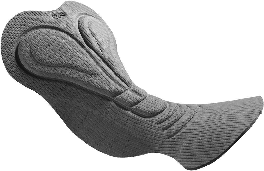 Fondello ciclismo Crossover Fiandre Hp Men Elastic Interface