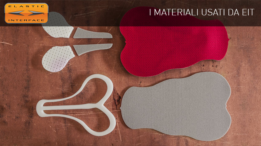 I materiali usati da elastic interface per i fondelli