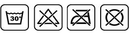 washing tips for elastic interface cycling pad