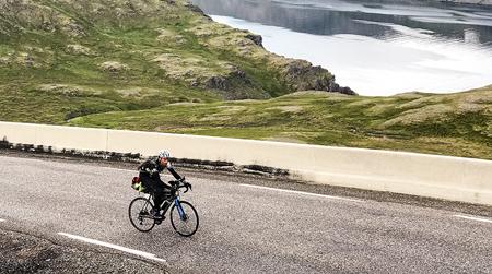 Long-distance cycling: Randonnées