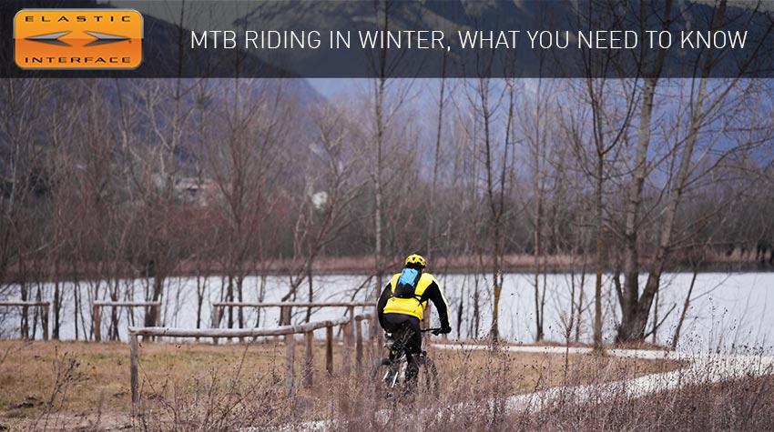 ten tips mtb riding in winter elastic interface