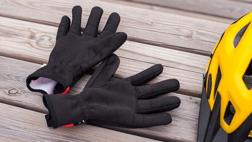 elasticinterface tips use gloves in winter mtb rides