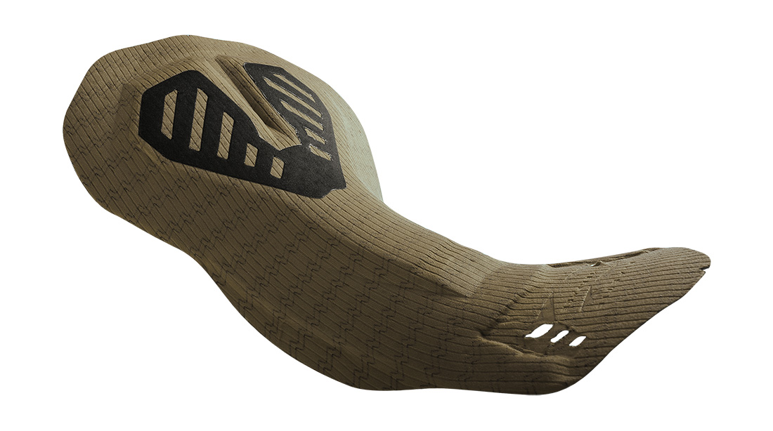 Fondello ciclismo MTB MTB Trail Women <span style='color:#01b8c0;'>HYBRID</span> Elastic Interface