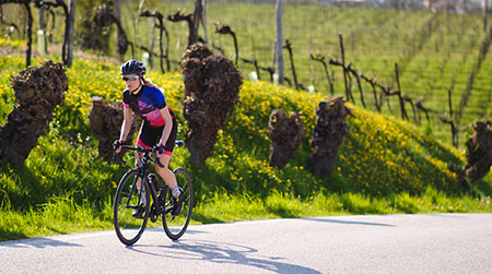 Womens's cycling: who says women don't ride bikes?