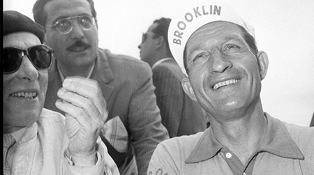 Gino Bartali, a champion of cycling and humanity