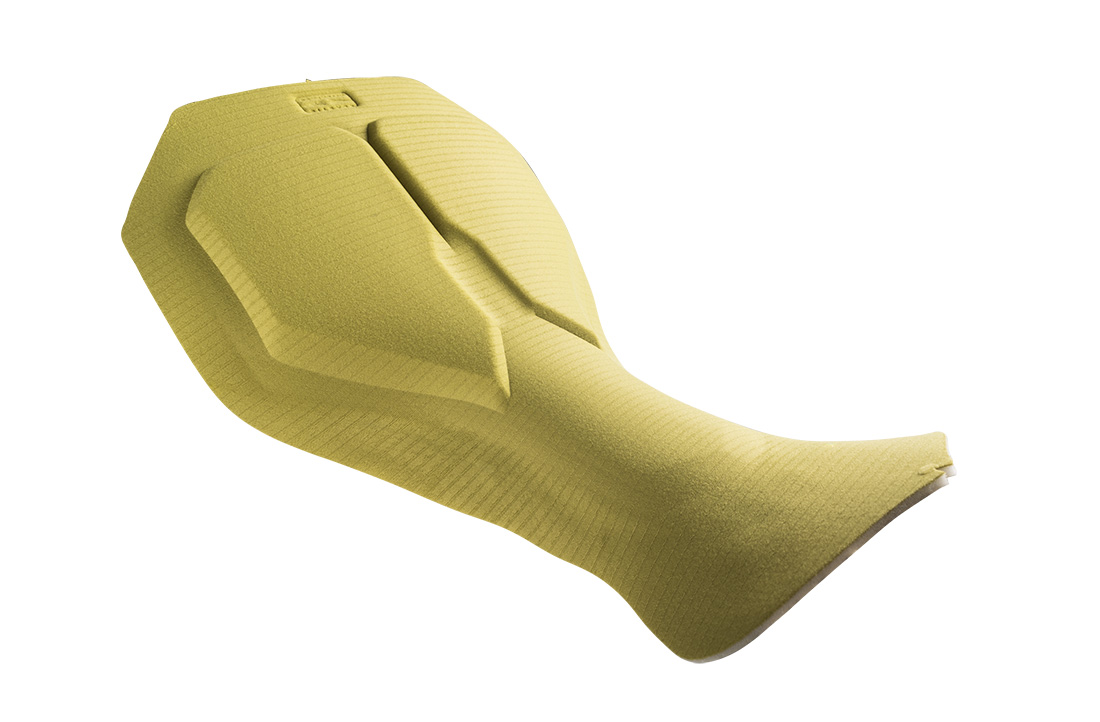Fondello ciclismo Crossover NICE ANATOMIC WP3 WOMEN Elastic Interface