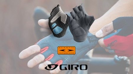 Giro lancia i guanti Supernatural<sup>TM</sup> Cycling Gloves con EIT Palm Technology